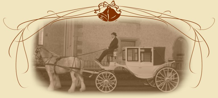 Staunton Wedding Carriages - Horse drawn carriages for weddings & special occasions